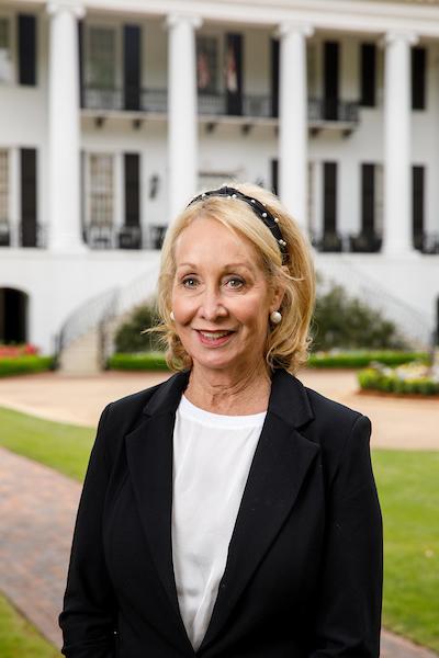 Portrait of Karen Brooks